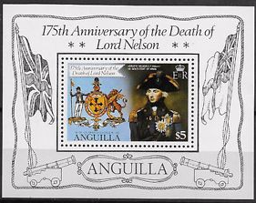 Stamps Anguilla 1980 Seperation Set Fine Mint