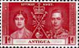 Antigua 1937 King George VI Coronation SG 95 Fine Mint