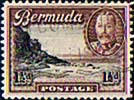 Bermuda 1936 King George V SG 100 South Shore Fine Used