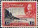 Bermuda 1936 King George V SG  99 South Shore Fine Used