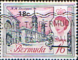 Bermuda 1970 Decimal Currency SG 242 Fine Used