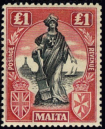 British Commonwealth Stamps of Europe