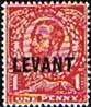 British Levant 1911 British Currency SG L15 Fine Mint