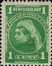 Military Vehicles For Sale Canada >> Postage Stamps Newfoundland 1897 SG 85a Queen Victoria ...