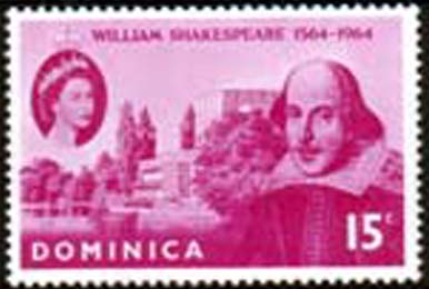 Dominica 1964 William Shakespeare