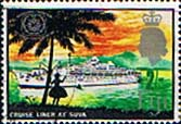 Fiji 1967 International Tourist Year SG 363 Fine Used