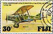 Fiji 1978 Aviation Anniversaries SG 555 Fine Used