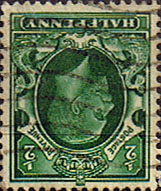 British Stamps Stamp Great Britain 1934 King George V Head SG 430wi Fine Used Scott 210