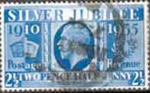 Great Britain 1935 King George V Silver Jubilee SG 456 Fine Used