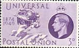 Great Britain 1949 Universal Postal Union SG 500 Fine Mint
