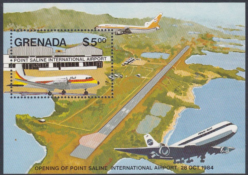 Stamps Stamp Grenada 1975 Sg 1216 Trains Of The World Fine