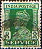 India 1939 King George VI Service SG O145 Fine Used