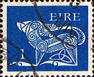 Ireland 1971 Eire Decimal Issue SG 288 Fine Used