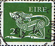 Ireland 1971 Eire Decimal Issue SG 290 Fine Used
