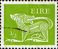 Ireland 1974 Eire Decimal Issue SG 339 Fine Used
