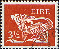 Ireland 1974 Eire Decimal Issue SG 343 Fine Used