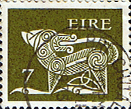 Ireland 1974 Eire Decimal Issue SG 348 Fine Used