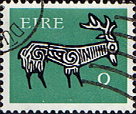 Ireland 1974 Eire Decimal Issue SG 351 Fine Used