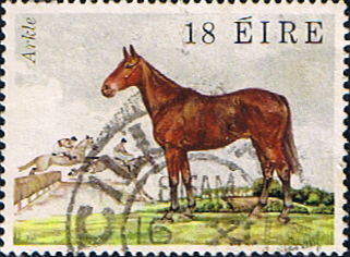 Stamps Stamp Eire Ireland 1981 Famous Irish Horses SG 500 Fine Used Scott 505