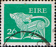 Ireland 1981 Stylised Dog SG 482 Fine Used
