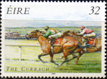 Ireland 1996 Irish Horse Racing SG 993 Fine Mint