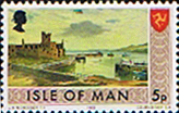 Isle of Man 1973 Independent Postal Administration SG 21 Fine Mint