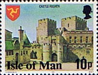 Postage Stamps Isle of Man 1978 SG 117 Castle Rushen Fine Mint  Scott 119