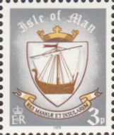 Isle of Man 1979 Millennium of Tynwald SG 150 Fine Mint