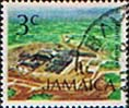 Jamaica 1972 SG 346 Buxite Industry Fine Used