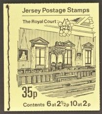 Postage Stamps of Jersey
