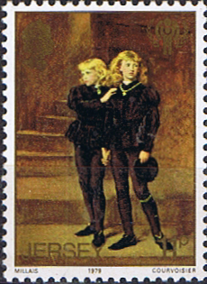 Postage Stamps Post Jersey 1979 International Year of the Child Set Fine Mint SG 215 Scott