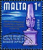 Malta 1965 SG 331 Punic Era Fine Used