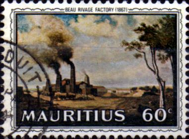 Mauritius 1969 Sugar Industry SG 409 Fine Used