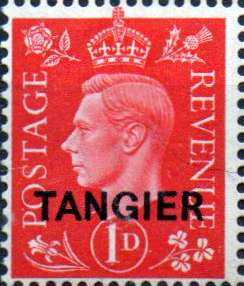 Morocco Agencies TANGIER 1940 SG 246 King George VI Fine Mint