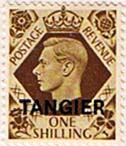 Morocco Agencies TANGIER 1949 SG 272 King George VI Fine Mint