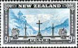 New Zealand 1946 King George VI Victory SG 676 Fine Used