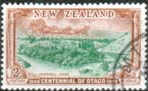 New Zealand 1948 Centennial of Otago SG 693 Fine Used