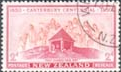 New Zealand 1950 Centennial of Canterbury SG 704 Fine Used