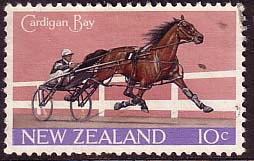New Zealand 1970 SG 913 Cardigan Bay Fine Used
