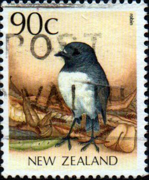 New Zealand 1988 Native Birds SG 1468 Fine Used