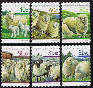 agriculture sheep breeds
