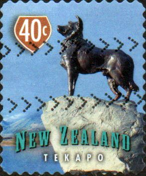 New Zealand 1998 Town Icons SG 2204 Fine Used