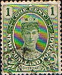 Newfoundland 1911 SG 117 Coronation Queen Mary Fine Used