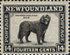 Newfoundland 1941 SG 284 Dog Fine Mint