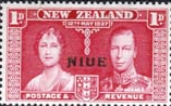 Niue 1937 King George VI Coronation SG 72 Fine Mint