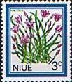 Niue 1969 Flowers SG 145 Fine Mint