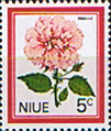 Niue 1969 Flowers SG 146 Fine Mint