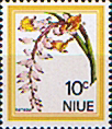 Niue 1969 Flowers SG 148 Fine Mint