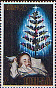 Norfolk Island 1973 Christmas SG 130 Fine Mint