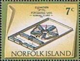 Norfolk Island 1973 Historic Buildings SG 138 Fine Mint